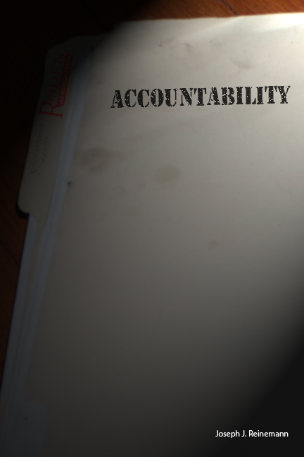 Accountability book cover